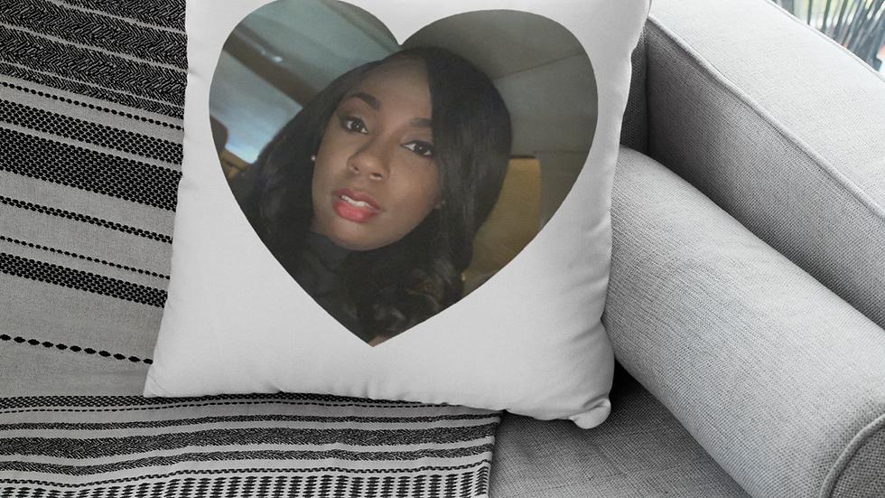 Satin Photo Pillow