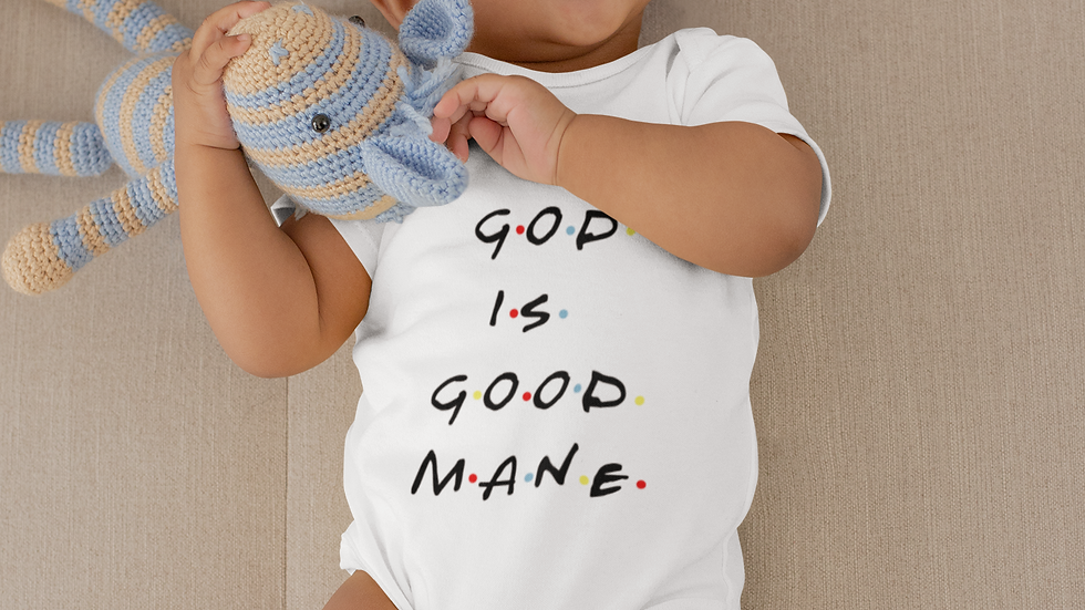 Youth God is Good Mane Friends T-Shirt