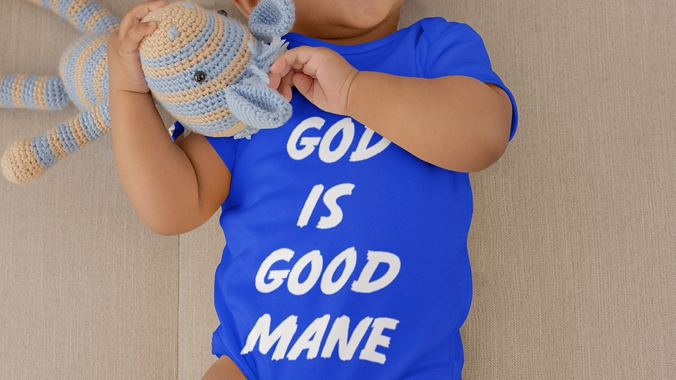 Youth God is Good Mane T-Shirt