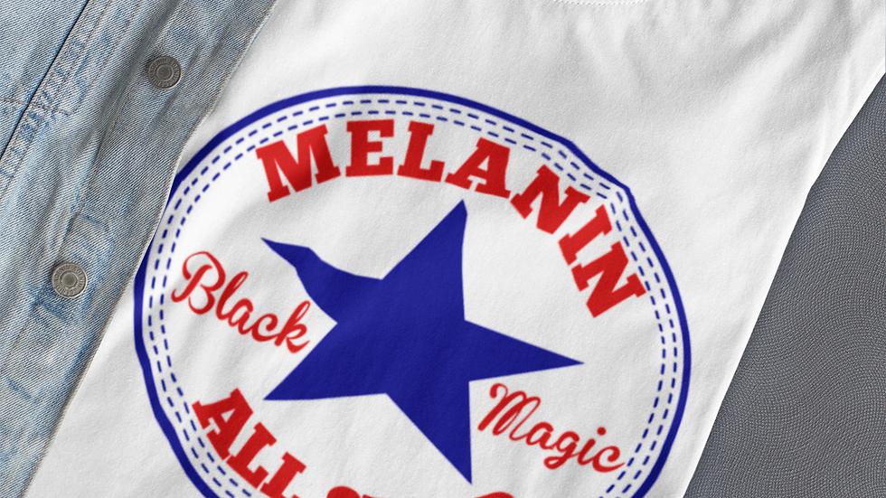 Melanin AllStar T-Shirt