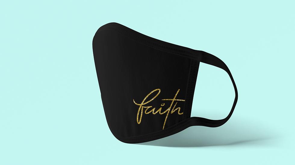 Faith Corner Design Face Mask