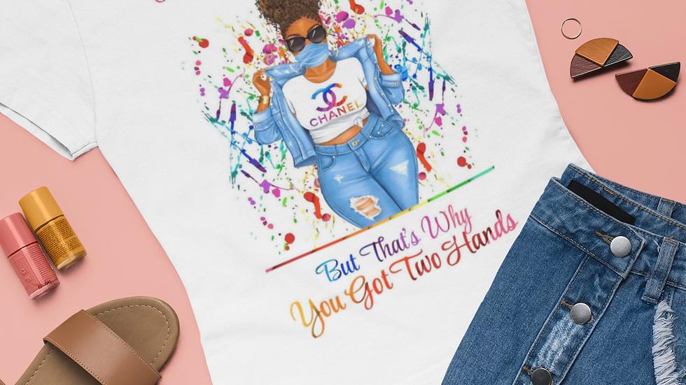 I Know I'm A Handful T-Shirt