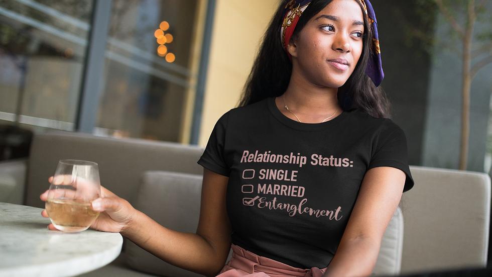 """""""Entanglement"""" T-Shirt"""