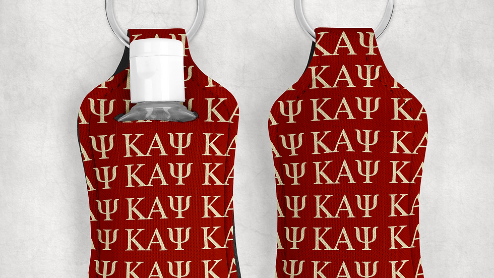 Kappa Hand Sanitizer Holder