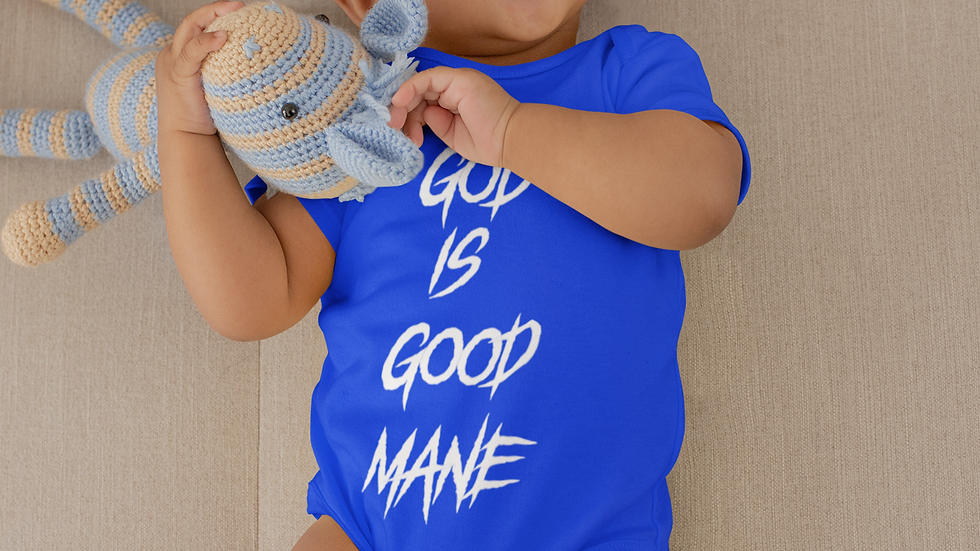 Youth God is Good Mane Edgy T-Shirt