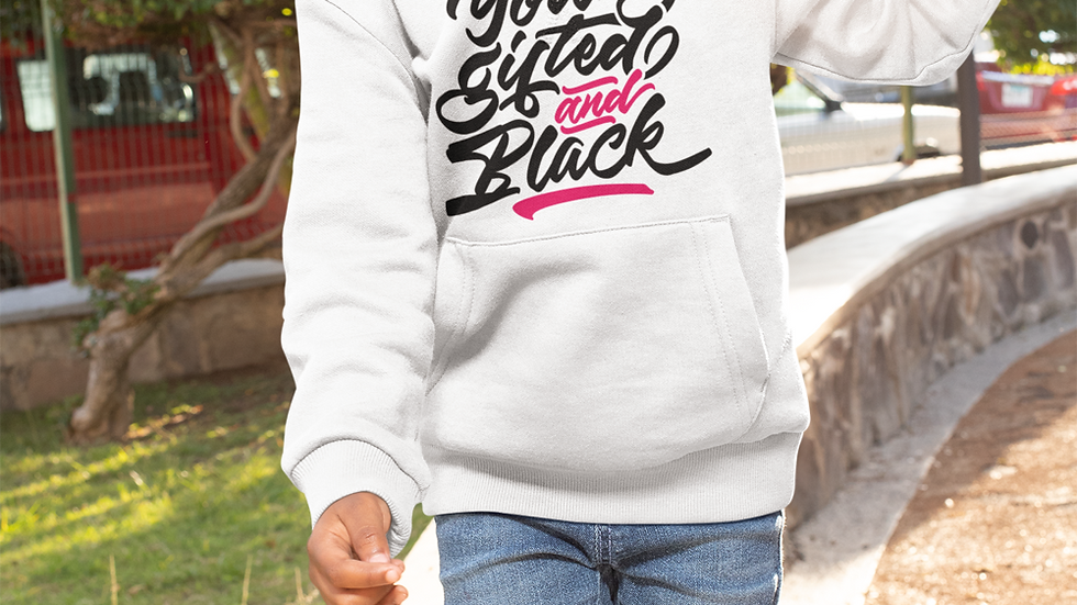 Young Gifted & Black Hoodie