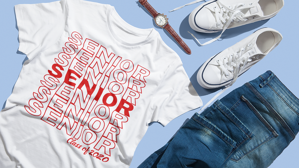 Senior Class of 2020 T-Shirt