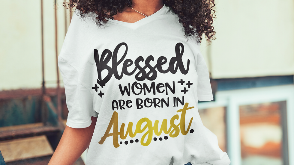 Blessed Women T-Shirt
