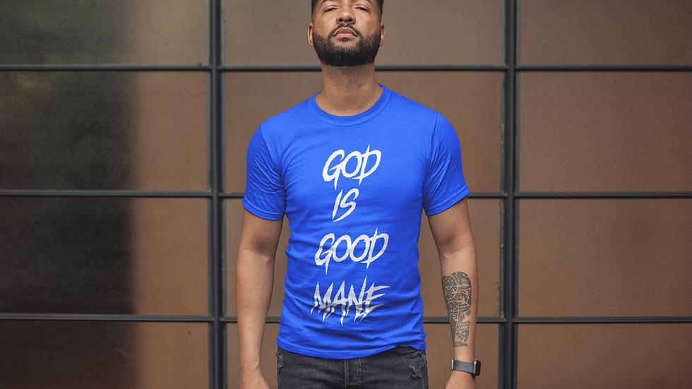 God is Good Mane Edgy T-Shirt