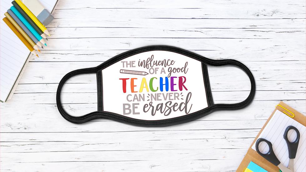 Influence of a Teacher Mask