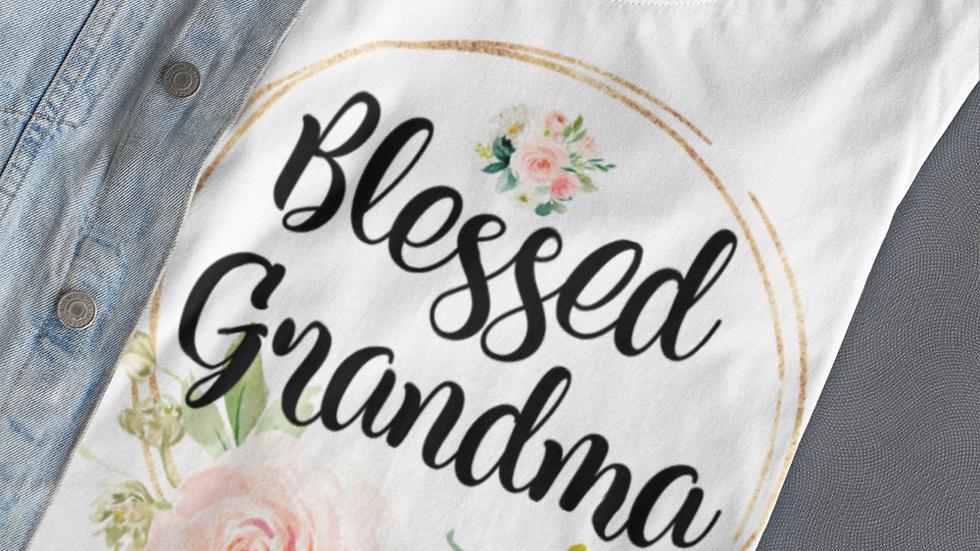 Blessed Grandma T-Shirt