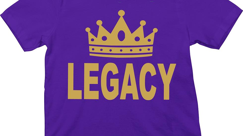 Purple Legacy Crown