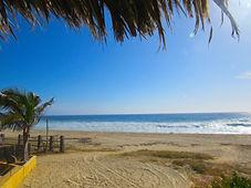 San Pedrito Beach, El Pescadero, Baja Sur