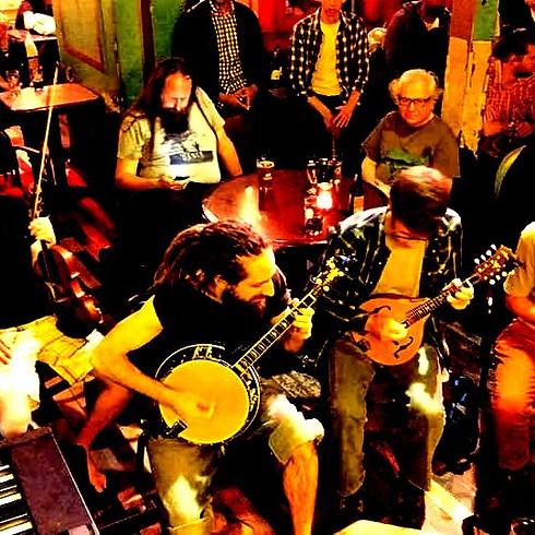 Sessions de musique traditionnelle