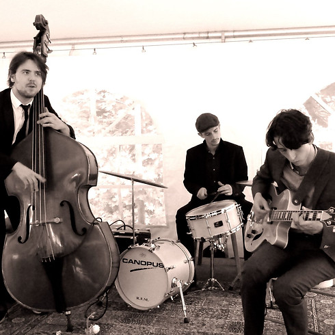 Baptiste Lejeune trio