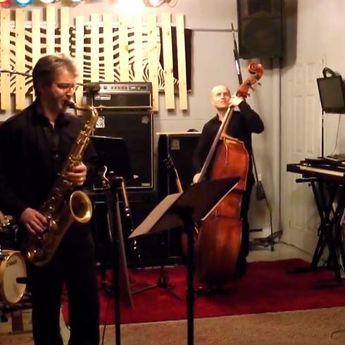 Samuel Lechasseur & friends (jazz)