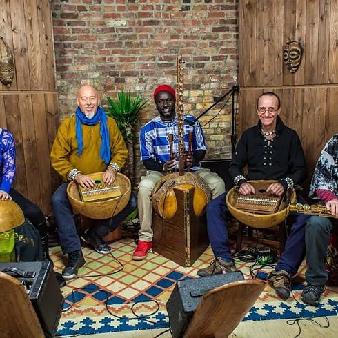 Sadio Sissokho + musiciens de Sanza percussions