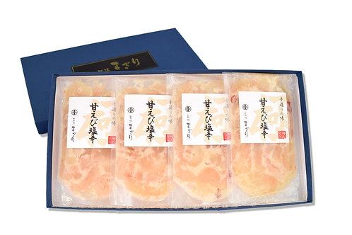 甘えび塩辛(125g×4パック)