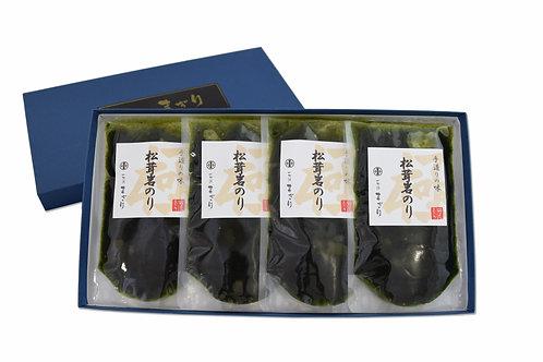 松茸岩のり(125g×4パック)