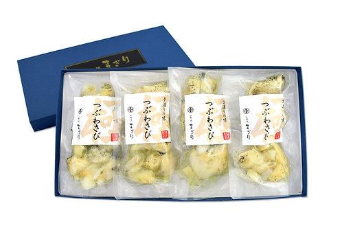つぶわさび(125g×6パック)