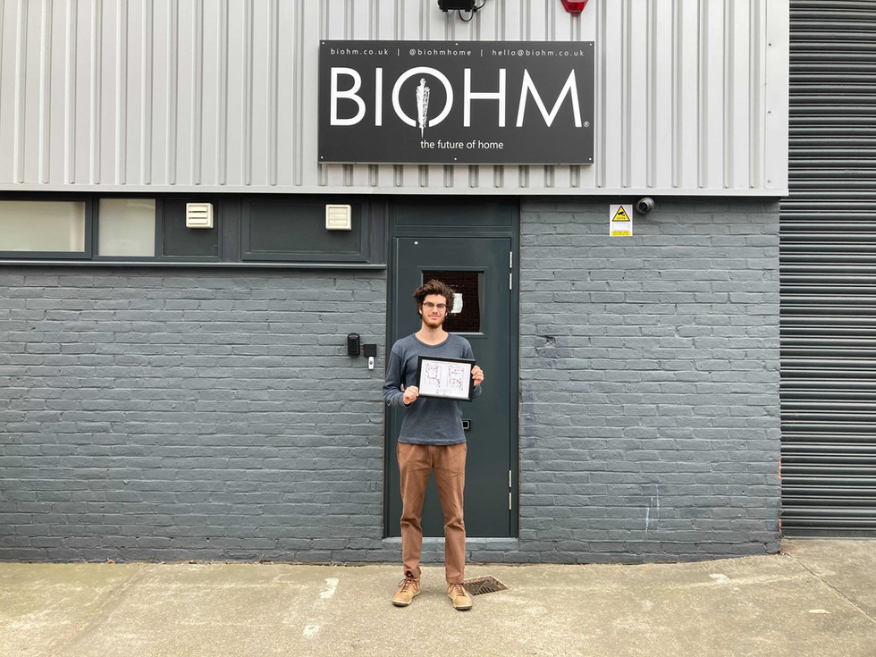 From Portugal to BIOHM, an intern story
