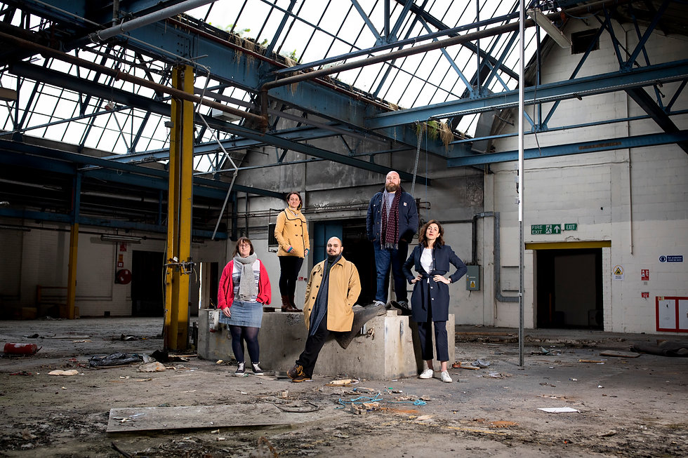 Biohm and Onion Collective at Wansbrough Paper Mill, Watchet..jpg