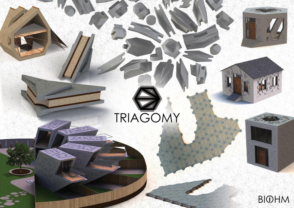 World Architecture News on Triagomy