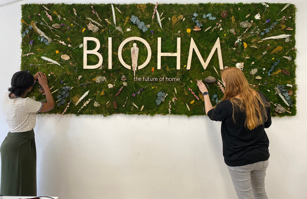 From An Empty Warehouse To BIOHM HQ