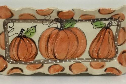 414   3 pumpkin dots