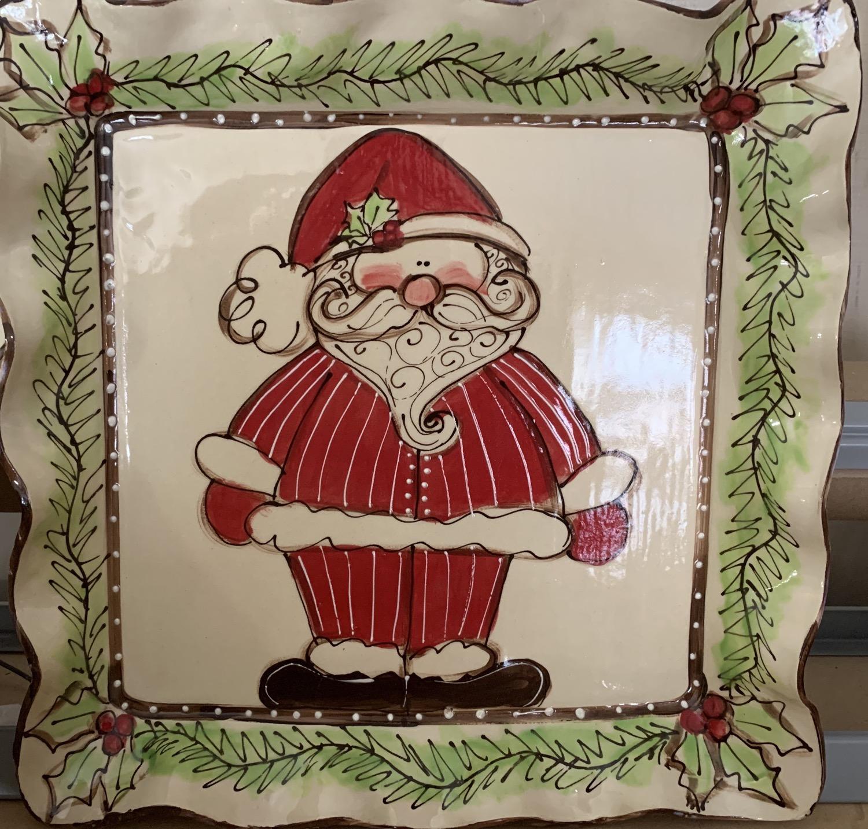 512 whole Santa holly