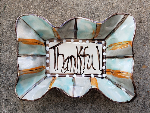 #100 Friendship Bowl Thankful Fall New