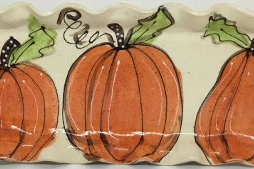 414 pumpkin tray art