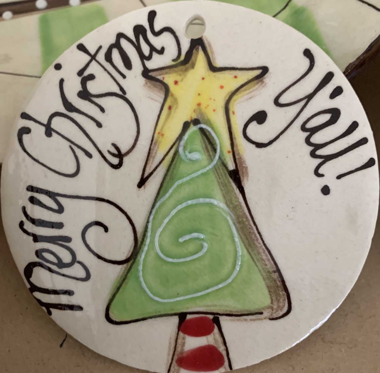 Round tree Orn merry