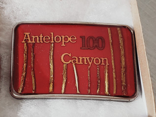 Antelope Canyon 100M Heaven/Hell