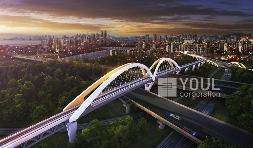 고속국도 제400호선 김포-파주간 건설공사 제2공구