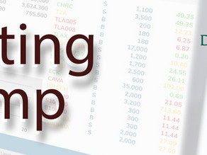 DBU Webinar - Accounting Bootcamp