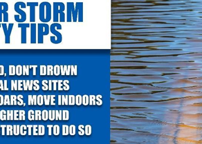 Safety Topic for July - Summer Storms
