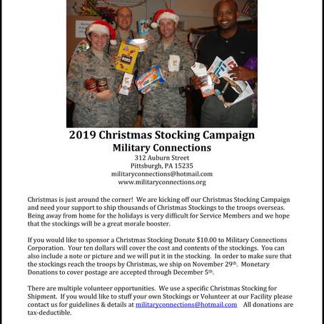 Christmas Stocking Campaign