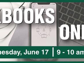QuickBooks Online Zoom Seminar