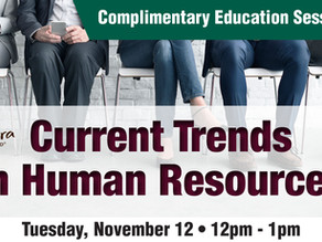 Current Trends in Human Resources