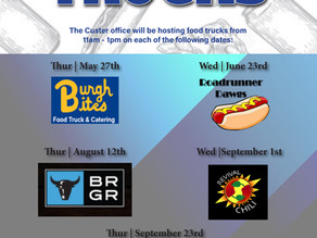 Food Truck Event at Custer Ave Office