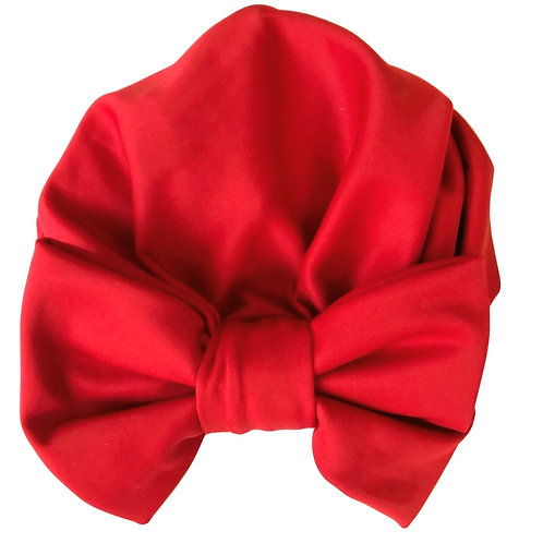 Red Turban & Mask