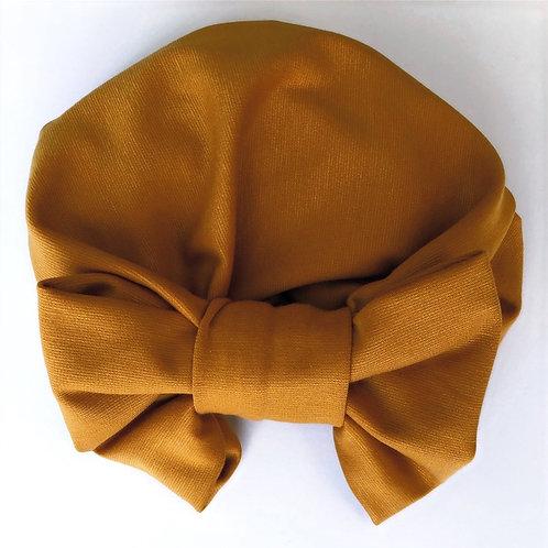 Mustard Turban & Mask