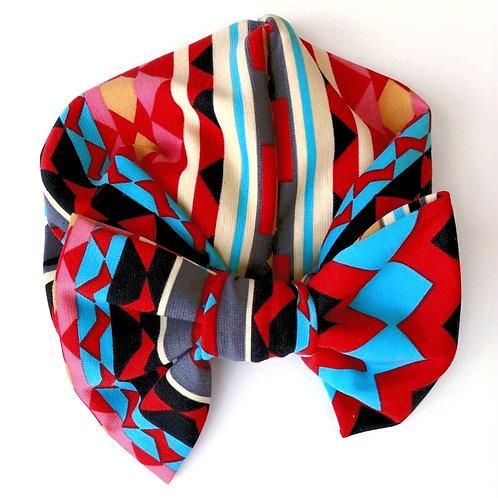 Aztec Turban & Mask