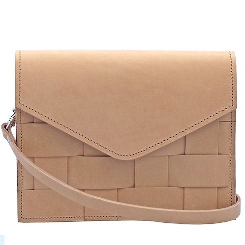 Nature Leather Naver Mini Shoulder Bag