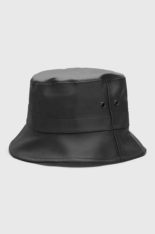 Beckholmen Waterproof Bucket Hat Black