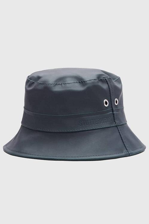 Charcoal Beckholmen Waterproof Bucket Hat