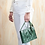 Thumbnail: NÄVER SMALL SHOULDER BAG IN GREEN LEATHER