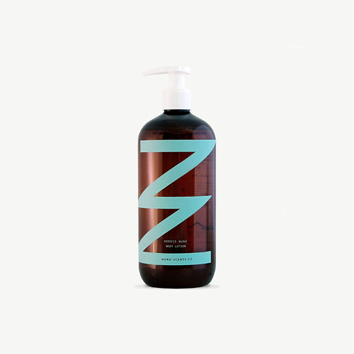 NORDIC MUSK BODY LOTION
