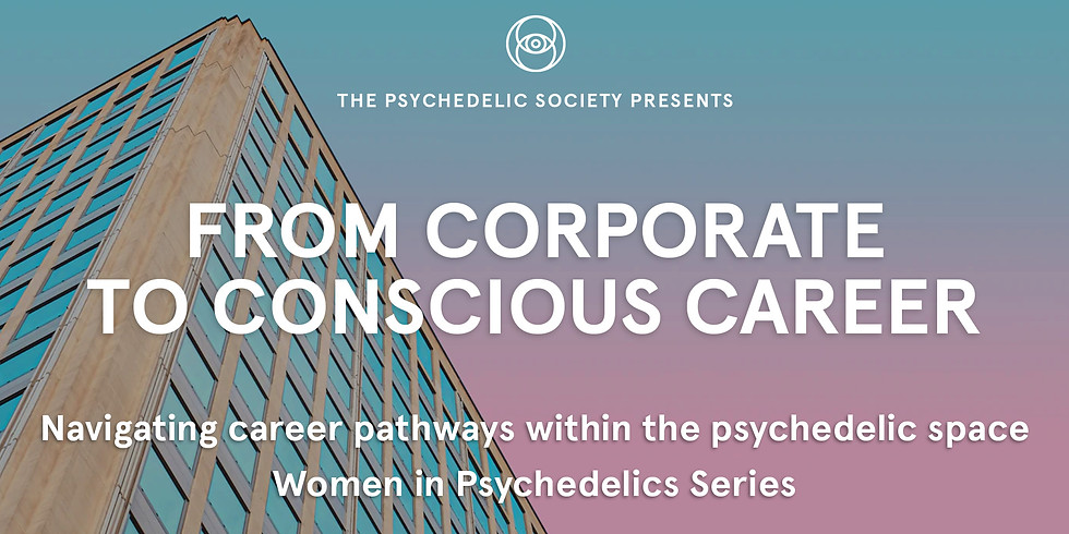 From Corporate to Conscious Career - panel discussion with Q&A